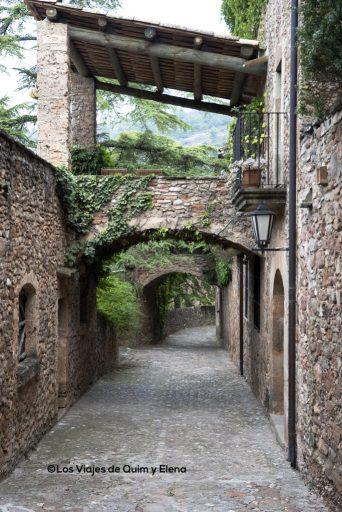 Pasaje Camil Antonietti en Mura