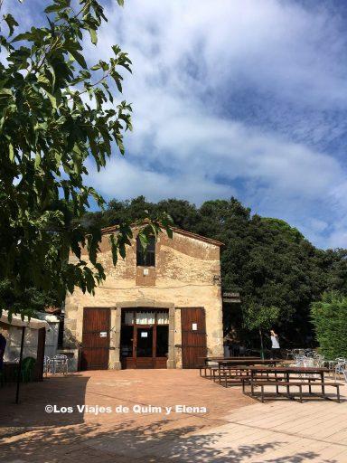 Restaurante el Paller de can Pradell