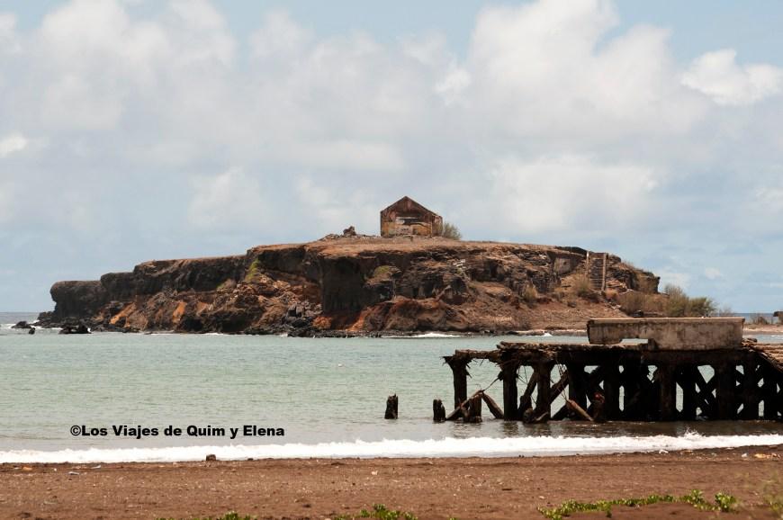 La isla de Santa María