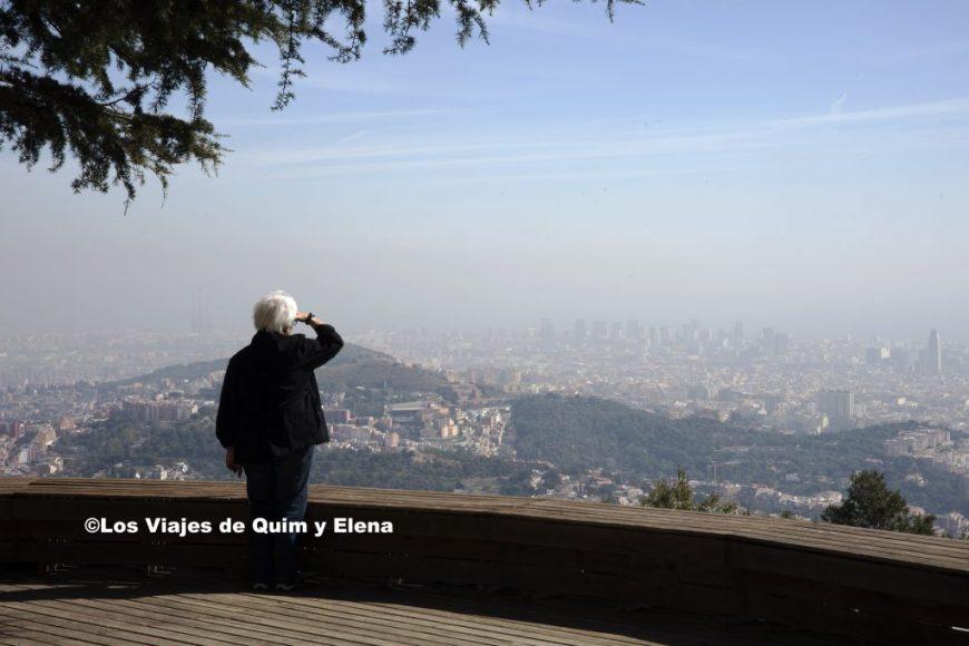 Mirador del Observatorio Fabra