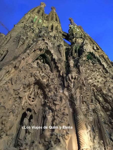 La Sagrada Familia también tiene uno de los miradores de Barcelona