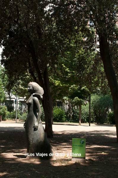 La Ben Plantada en Turo Park