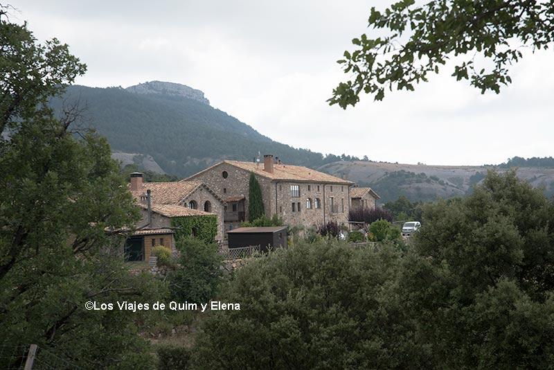 Puig Arnau Pubilló, Casa Rural en Canalda
