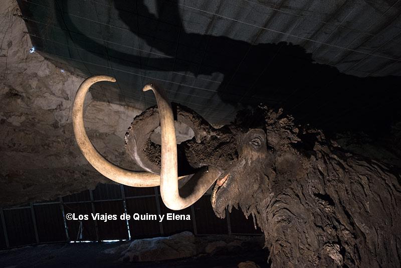 Hubo Mamuts en Asturias