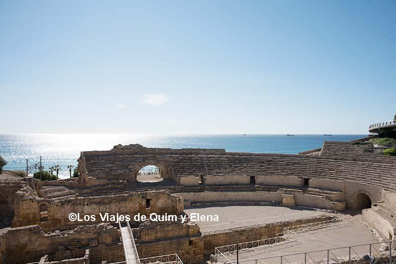 Anfiteatro de Tarragona, Escapada en familia a Tarragona