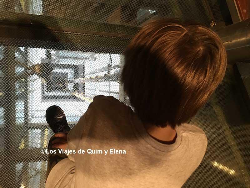 Éric en la Torre del Pilar, escapada en Zaragoza