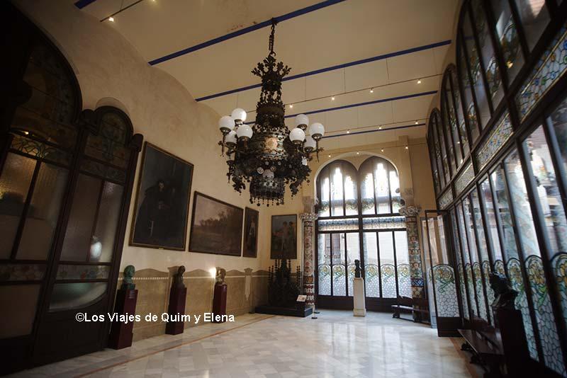 Sala Lluís Millet del Palau de la Música