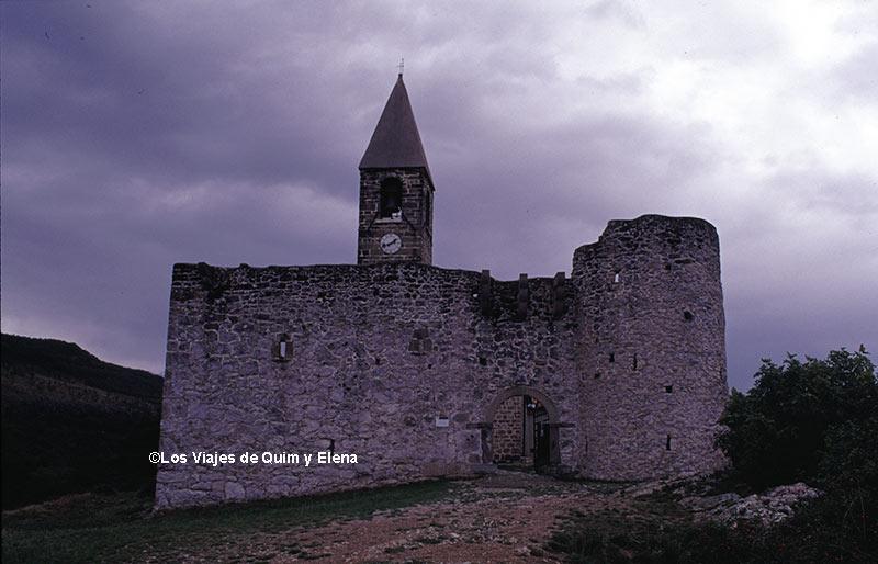Iglesia de Hrastovlje, ruta en coche por Eslovenia