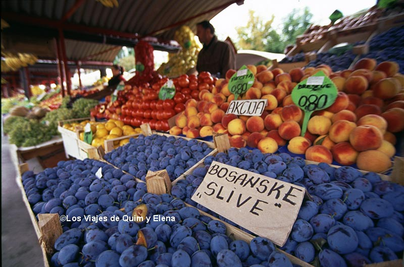 Mercado de Bled