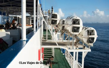 Viajar en Ferry