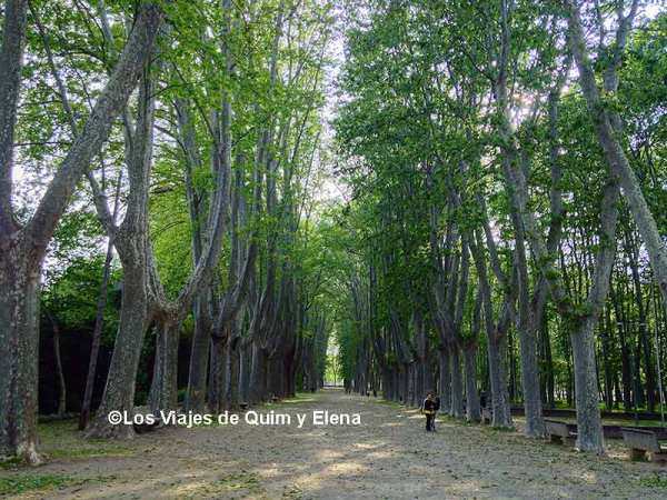 Jardines de la Dehesa en Girona