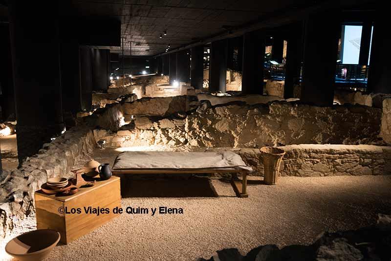Museo de Badalona en Que ve en Badalona