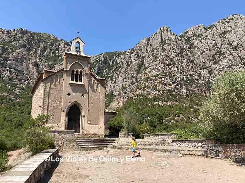 Ermita de la Salud de Collbató