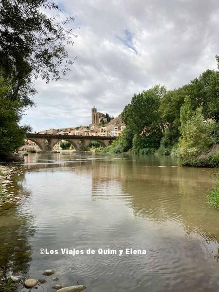 El Río Segre a su paso por Balaguer, Buscar oro en Balaguer