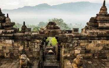 Templo Borobudur en Viajar a Indonesia