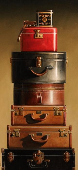 Dime qué maleta llevas y te diré qué tipo de viajero ere