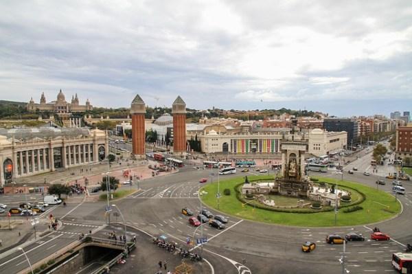Los mercadillos de Barcelona