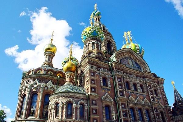 Guía de viaje de San Petersburgo