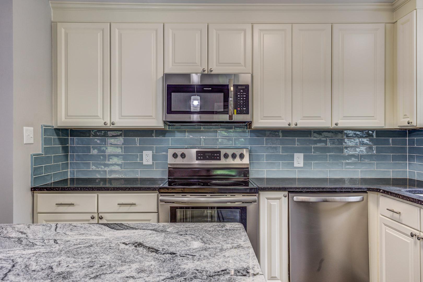 Kitchen upgrade in Ardmore, Winston-Salem