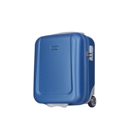 Walizka kabinowa mini Puccini Ibiza niebieska
