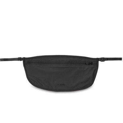 Damski portfel podróżny Pacsafe Coversafe S100 czarny