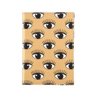 Etui na paszport i karty Eyes on you