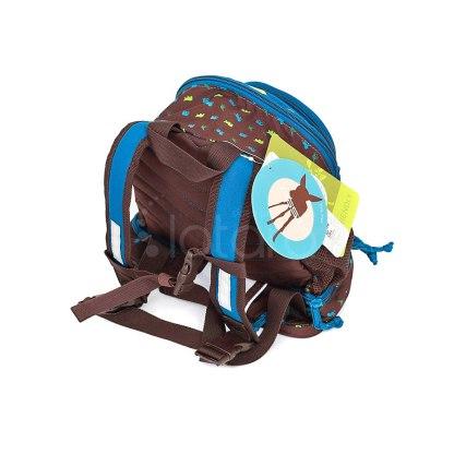 Plecak dla dziecka Lassig Savannah petrol