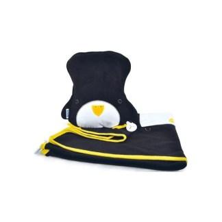 Kocyk i poduszeczka Trunki pingwin