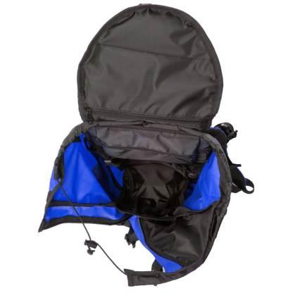 Plecak wyprawowy Chogolisa 40l fioletowy