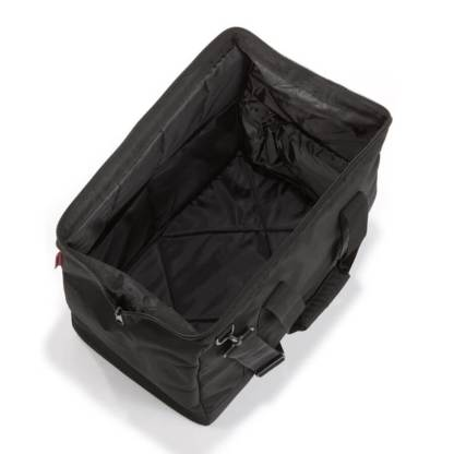 Duża torba Reisenthel allrounder czarna 30 l