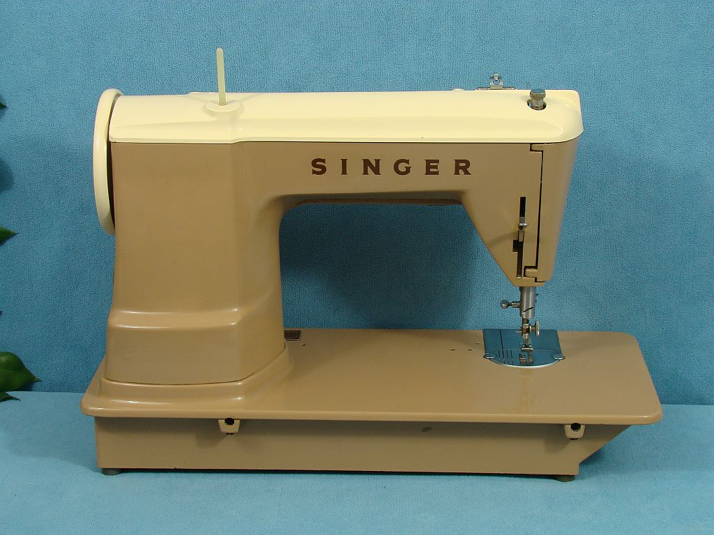 Industrial Strength Singer 404 Sewing Machine Walking Foot Upholstery Amp Leather