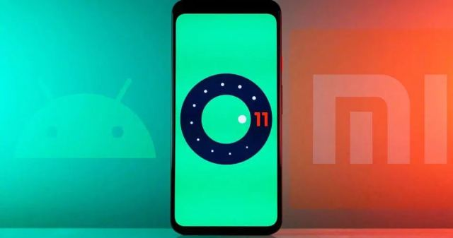 Xiaomi Android 11 Update