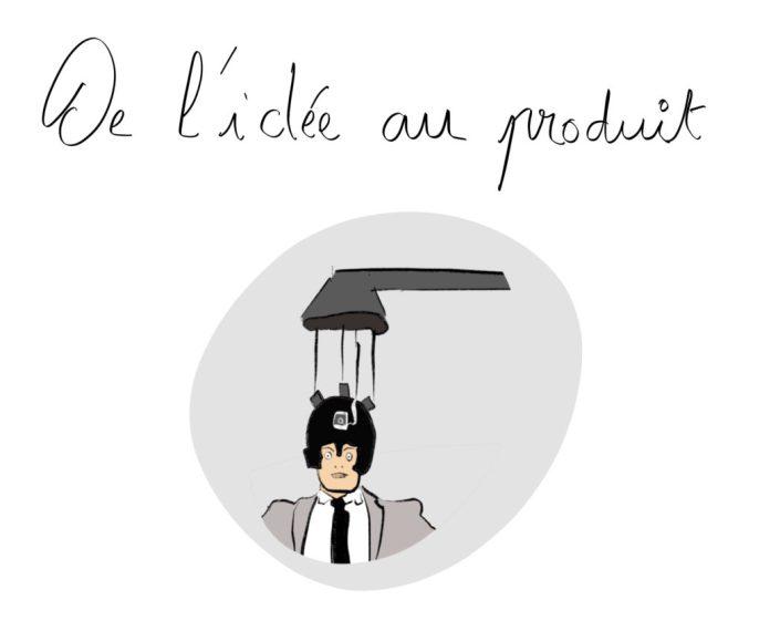 Passer de l'idée au produit