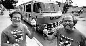 ben & jerry - recit d'experience entrepreneur