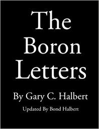 Boron Letters - Livre