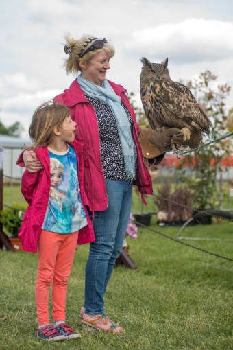 Music lovers and foodies are in for a treat at Gardening Scotland 2016