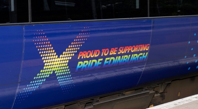 The ScotRail Alliance – taking Pride in its appearance