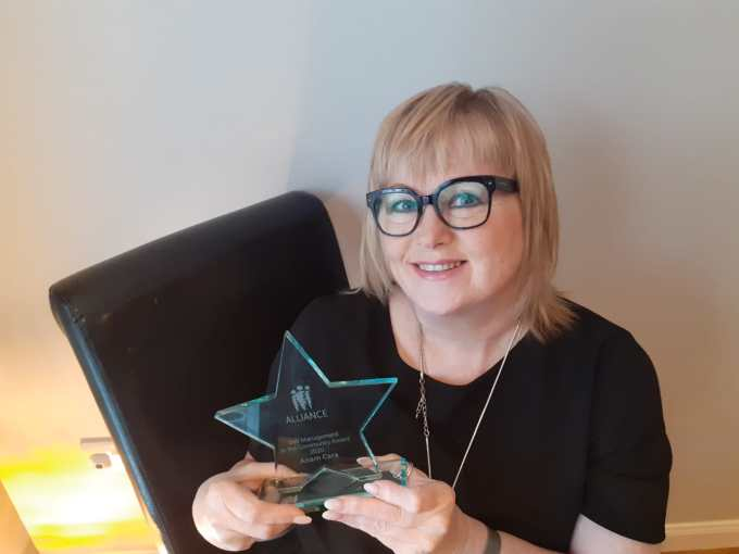 Local Charity Wins Self Management Awards