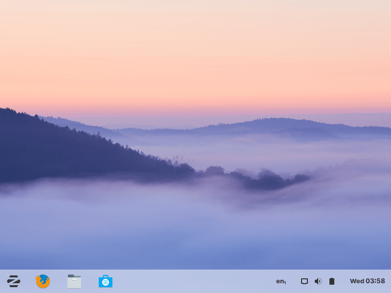 Zorin OS alongside Windows