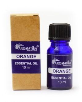 Апельсин эфирное масло 10мл. Aromatika