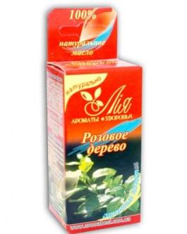 Розовое дерево 5мл эфирное масло Ароматы здоровья