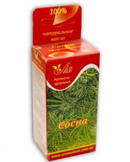 Сосна 10 мл эфирное масло Ароматы здоровья