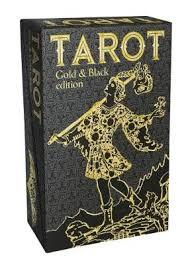 Tarot Gold & Black edition /Lo Scarabeo/