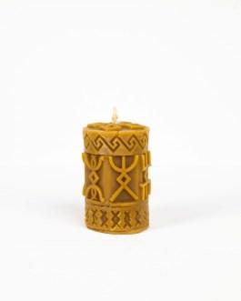 6-рунная Привлечение любви свеча 0355