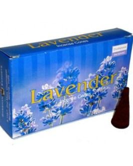 "Darshan ""Lavender"" cones"