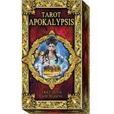 Apokalypsis tarot/Апокалипсис/Lo Scarabeo/