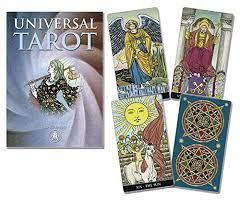 Universal Tarot – Gran Trumps /Lo Scarabeo/