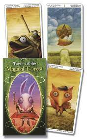 Tarot of the Magical Forest /Lo Scarabeo/