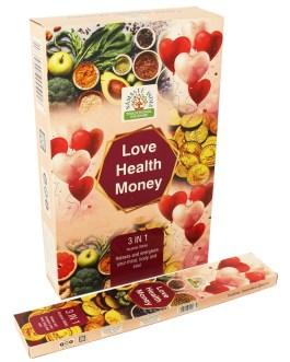Love Health Money 20g Namaste India