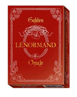 Golden Lenormand Oracle /Lo Scarabeo/